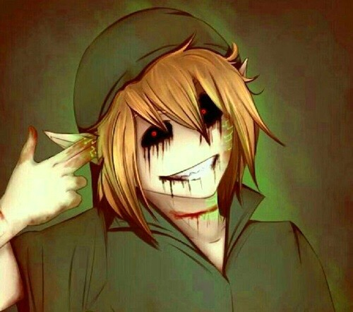ben drowned картинка