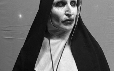 Белая Монашка страшилка