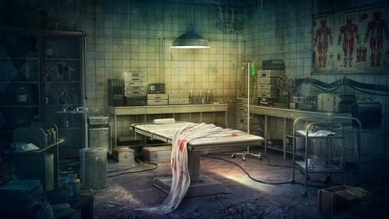 Больница ужасов страшная история