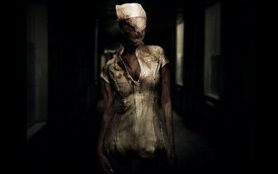 черная медсестра страшилка