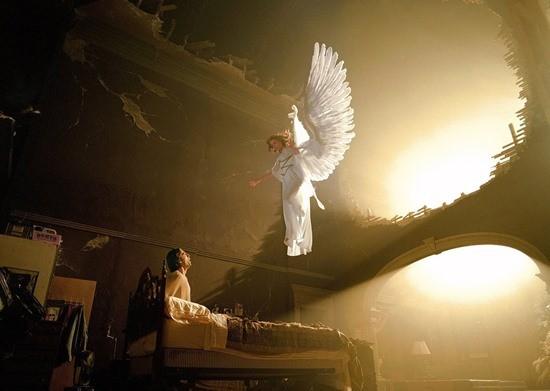 Как выглядят ангелы фото