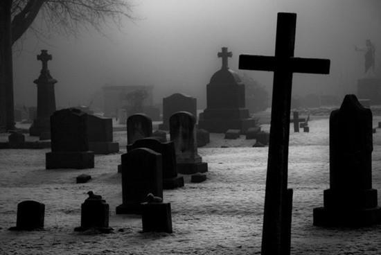 кладбищенские истории читать онлайн