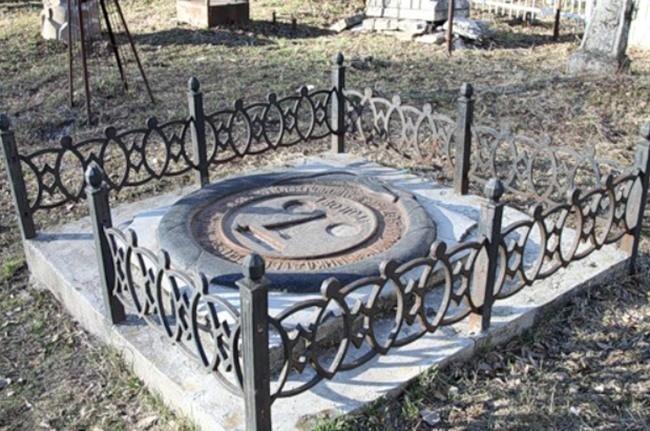 могила проклятой дочери в перми история