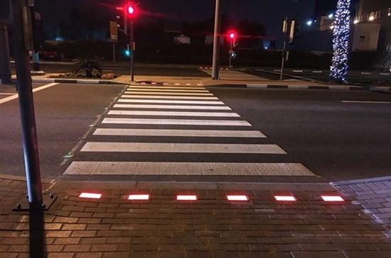 Пешеходный переход страшилка японская