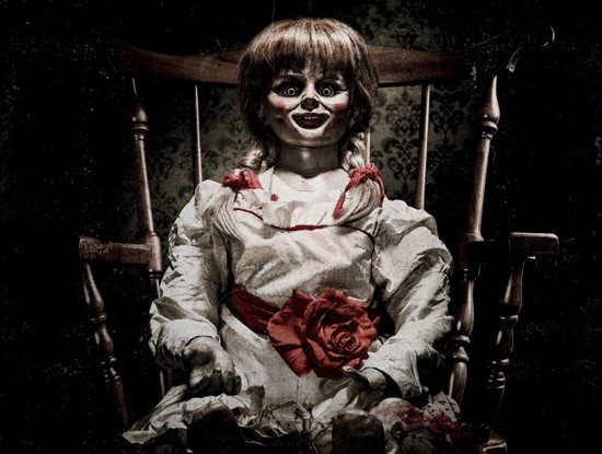 Проклятая кукла картинка
