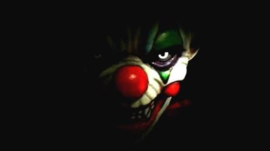 страшилка про клоуна