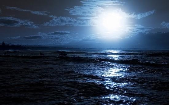 мистические истории про море картинка
