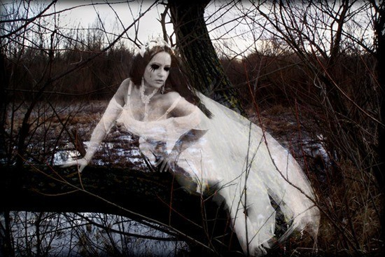 Труп невесты страшная история