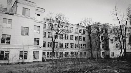 заброшенная школа 666 фото