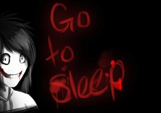 Go to sleep Джефф