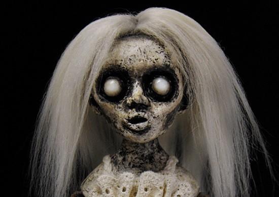 Призрак куклы страшилка