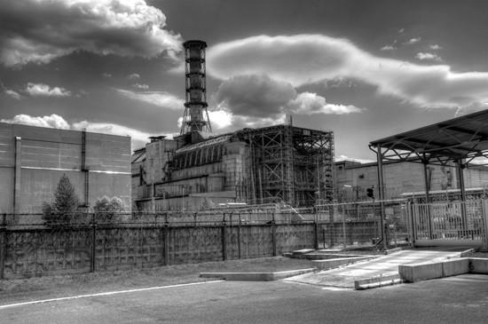 Чернобыль страшилка