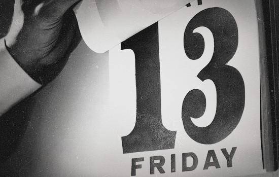 страшилки про пятницу 13