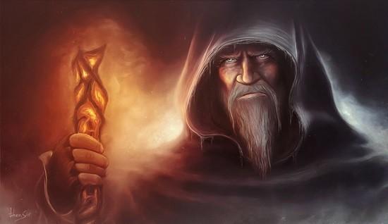 Дед-колдун страшная сказка