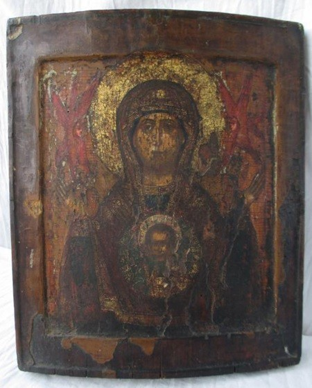 старинная икона мистическая история