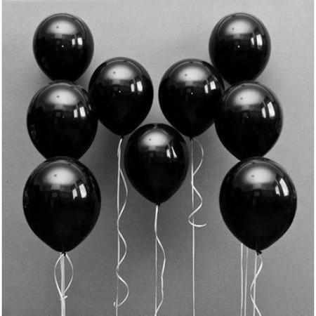 Чёрные шарики страшилка