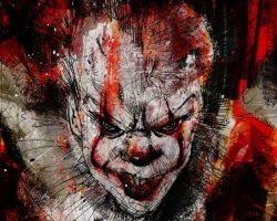 клоун ОНО фото (24)