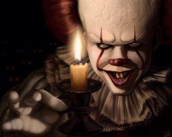 клоун ОНО фото (32)
