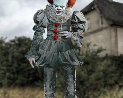 клоун ОНО фото (38)