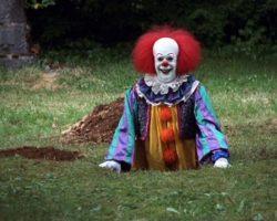 клоун ОНО фото (9)