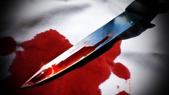 нож кровь фото