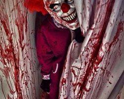 самые страшные клоуны фото (1)