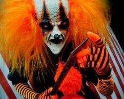 самые страшные клоуны фото (10)