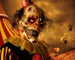 самые страшные клоуны фото (14)