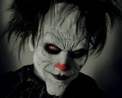 самые страшные клоуны фото (15)