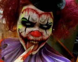самые страшные клоуны фото (18)