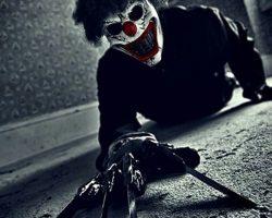 самые страшные клоуны фото (20)
