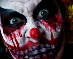 самые страшные клоуны фото (22)