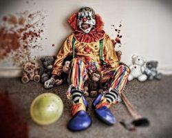 самые страшные клоуны фото (25)