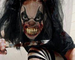 самые страшные клоуны фото (26)