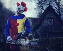 самые страшные клоуны фото (29)