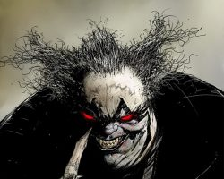 самые страшные клоуны фото (31)
