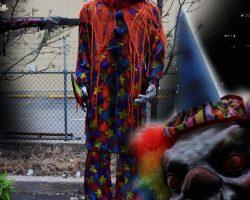 самые страшные клоуны фото (32)