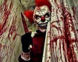самые страшные клоуны фото (33)