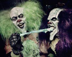 самые страшные клоуны фото (35)