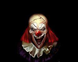 самые страшные клоуны фото (38)