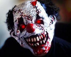 самые страшные клоуны фото (39)