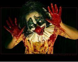 самые страшные клоуны фото (43)