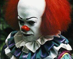 самые страшные клоуны фото (44)