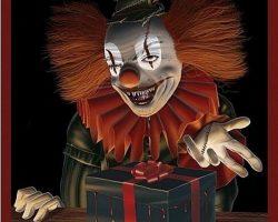 самые страшные клоуны фото (46)