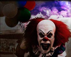 самые страшные клоуны фото (47)