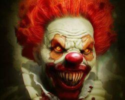 самые страшные клоуны фото (48)