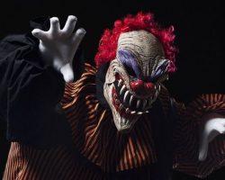 самые страшные клоуны фото (54)