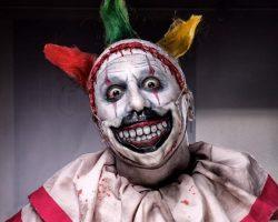 самые страшные клоуны фото (56)