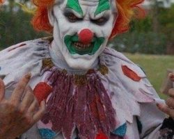 самые страшные клоуны фото (59)