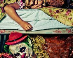 самые страшные клоуны фото (6)